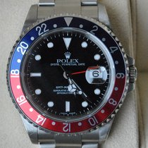 Rolex [99% NEW + UNPOLISHED] GMT Master II, PEPSI - Y - 2005