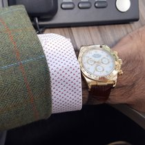 Rolex Daytona Oyster Perpetual Chronometer Cosmograph 18k...