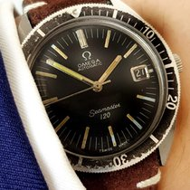 Omega Seamaster 120 Vintage Diver Automatik Automatic 37mm