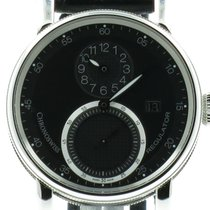 "Chronoswiss ""Sirius Regulator Classic Date"" Black..."