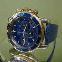 Zenith vintage EL PRIMERO cal 400 rare deep Blue dial [On Hold]