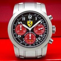 Girard Perregaux 8028 Ferrari F360 GT Chronograph Titanium...