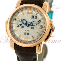 Ulysse Nardin GMT +/- Perpetual, Silver Dial, Limited Edition...