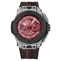 Hublot Big Bang Ferrari Titanium Carbon