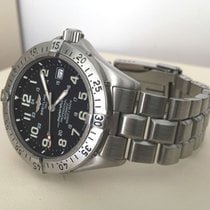 Breitling SuperOcean Professional Steel Black Dial (41,5 mm)