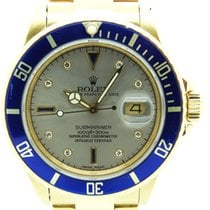 Rolex Submariner 16808 Sultan Oro amarillo