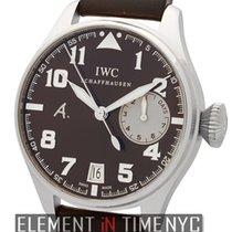 IWC Pilot Collection Big Pilot Saint Exupery 18k White Gold...