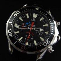 Omega Seamaster chronograph Americas Cup Regatta