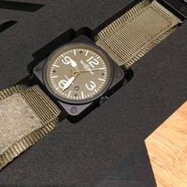 Bell & Ross BR 03-92-S  Military Type full set