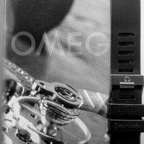 Omega Genuine Seamaster 20mm rubber strap