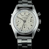 Rolex CHRONOGRAPHE 6036 JEAN CLAUDE KILLY ROLEX SERVICE