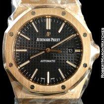 Audemars Piguet Royal Oak 15400or 18k Rose Gold 41mm New