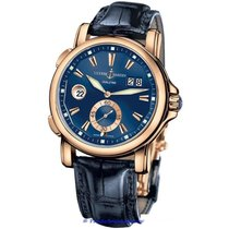 Ulysse Nardin GMT Big Date 246-55/93