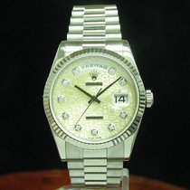 Rolex Day-date 18kt 750 Gold Automatic Herrenuhr / Ref 118239...