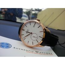 Mido Belluna Gent White Dial Brown Strap Data M0244283603100