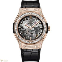Hublot Classic Fusion Ultra-Thin King Gold Jewellery Men's...