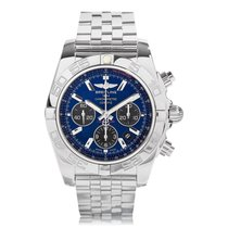 Breitling Chronomat 44 Stainless Steel Automatic Mens Watch...