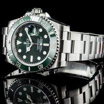 Rolex Submariner Green Ref 116610 Lv Full Set
