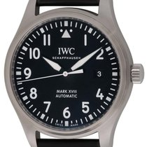 IWC : Pilot's Mark XVIII :  IW327001 :  Stainless Steel