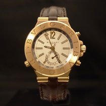 Bulgari Diagono GMT Automatico Oro Rosa 40 mm