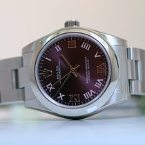Rolex Oyster Perpetual  31 mm red grap Unworn
