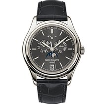 Patek Philippe 5146P-001 White Gold Men Complications 39mm [NEW]