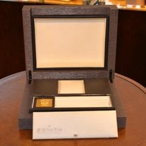 Zenith Used Wooden Box 8x10cm