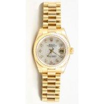 Rolex President 179178 Lady's 18K Yellow Gold New Heavy...