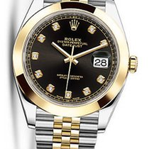 Rolex OYSTER PERPETUAL DATEJUST BLACK DIAMOND 41MM 126303