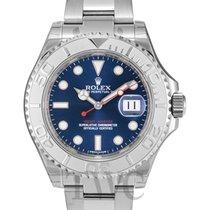 ロレックス (Rolex) Yacht-Master Blue/Steel Ø40mm - 116622