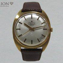 제니트 (Zenith) 1970 18k gold