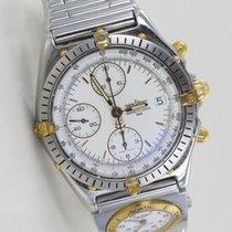 Breitling Chronomat Stahl / Gold mit UTC 81.950