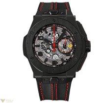Hublot Big Bang 45 mm Ferrari All Black Ceramic Men`s Watch