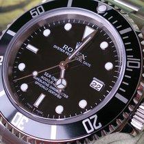 Rolex SEA DWELLER REF 16600 ++WIE NEU++Papiere Box EU