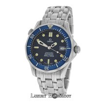 Omega Mens Midsize 36MM  Seamaster 2561.80 Bond Diver 300M Da