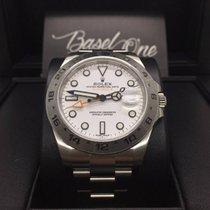 Rolex 216570 white dial Explorer II