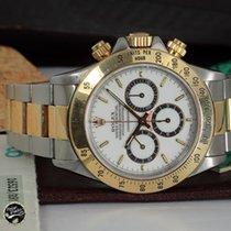 Rolex DAYTONA REF. 16523 SER. R PORCELAIN DIAL FULL SET