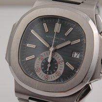 パテック・フィリップ (Patek Philippe) Nautilus Chronograph Ref. 5980