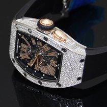 Richard Mille RM037 White Gold Full diamond