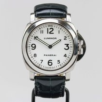 Panerai Luminor White Dial