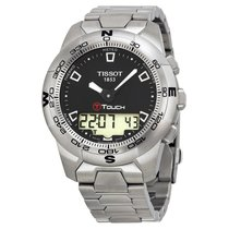 Tissot Men's T0474201105100 T-Touch II Watch