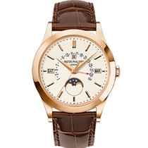 Patek Philippe 5496R-001 Rose Gold Men Grand Complications...