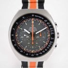 "Omega Speedmaster mark II ""Racing Dial"" orange/grey..."