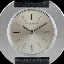 Vacheron Constantin 18k W/G Silver Dial Disco Volante Ultra...