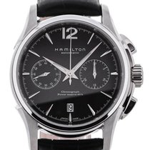 Hamilton Jazzmaster Automatic Chronograph Black