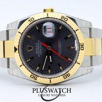 Rolex TOURN-O-GRAPH Gold DATEJUST oro D 2006  2930 NOS