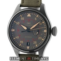 IWC Pilot Collection Big Pilot Top Gun Miramar Ceramic 48mm...