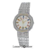 Corum Authentic Ladies  Admirals Cup 39610 20V50B Steel Date...