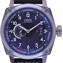 Oris Mans Automatic Wristwatch BC4 Small Second Pointer Date
