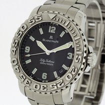 Blancpain Fifty Fathoms 1000ft  2200.1130.71 Box & Papers...